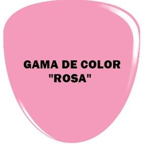 Dip Powder Gama de color rosa